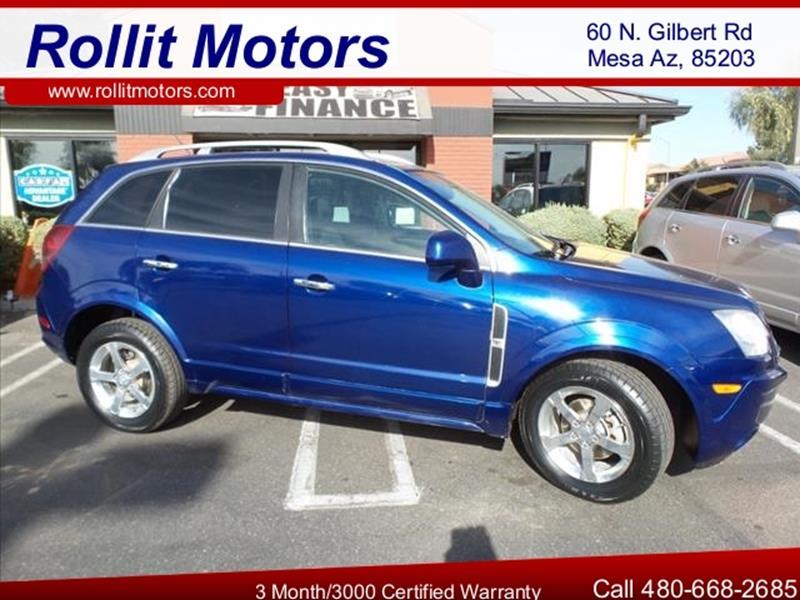 2012 Chevrolet Captiva Sport LT 4dr SUV   Mesa AZ
