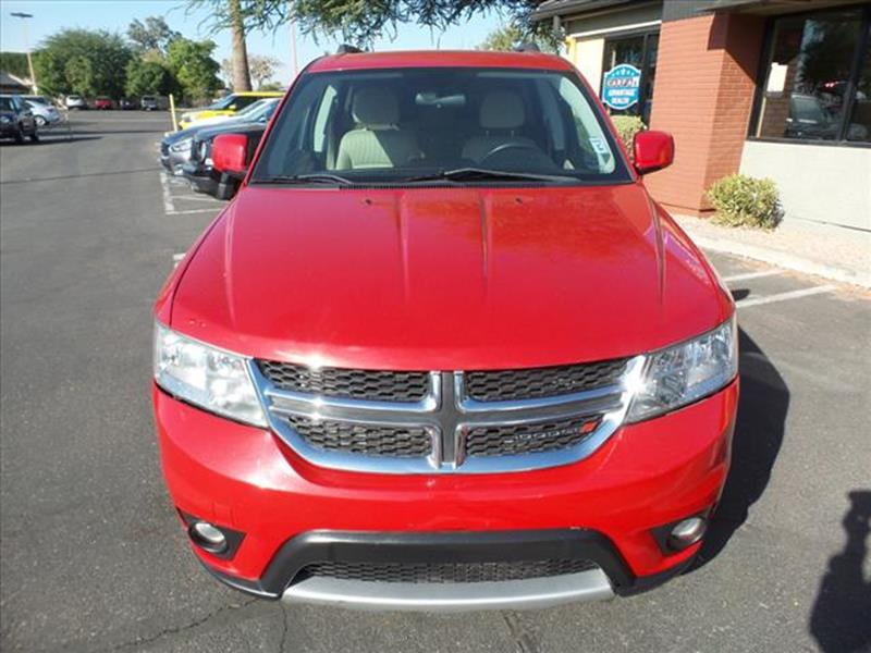 2012 DODGE JOURNEY SXT AWD 4DR SUV red exhaust tip color chromeexhaust dual exhaust tipsgrille