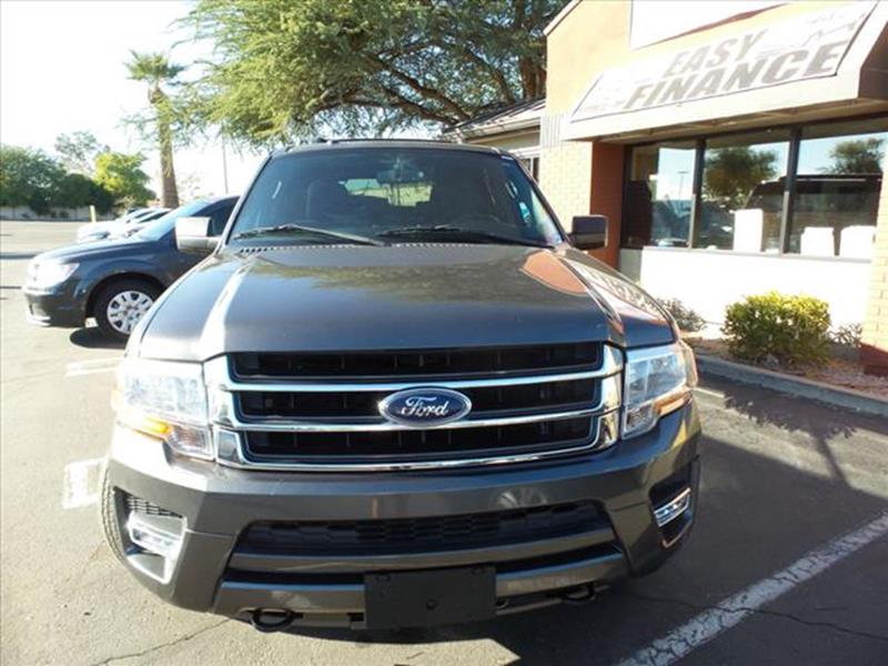 2016 FORD EXPEDITION EL XLT 4X4 4DR SUV dk gray body side moldings body-colorexhaust tip color