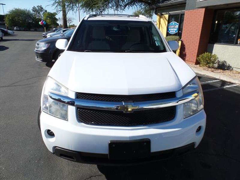 2009 CHEVROLET EQUINOX LT 4DR SUV W 2LT white body side moldings body-colormirror color body-co