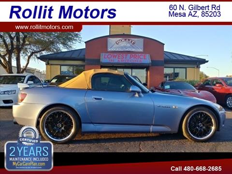 2003 Honda S2000 for sale in Mesa, AZ