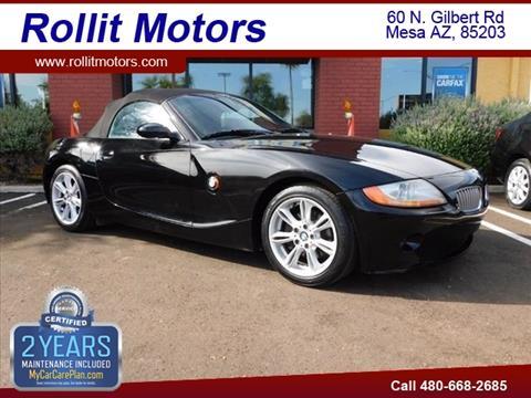 2003 BMW Z4 for sale in Mesa, AZ