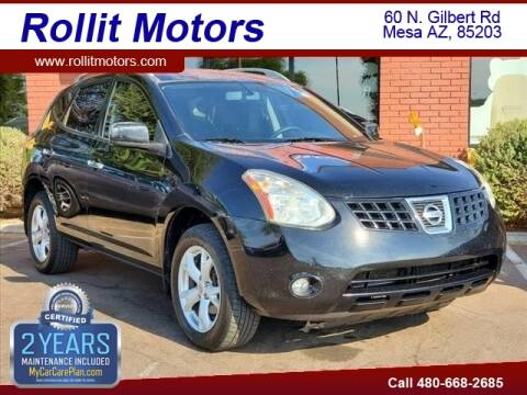 2010 Nissan Rogue for sale at Rollit Motors in Mesa AZ
