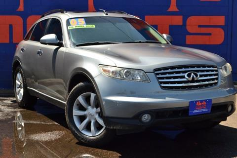 Infiniti fx35 for sale bend or carsforsale 2005 infiniti fx35 for sale in englewood co sciox Images