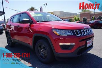 2017 Jeep Compass for sale in Woodland, CA