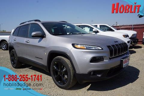2018 Jeep Cherokee for sale in Woodland, CA