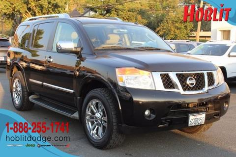 2011 Nissan Armada for sale in Woodland, CA