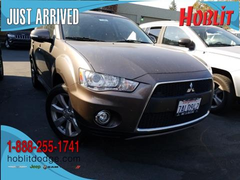 2012 Mitsubishi Outlander for sale in Woodland, CA