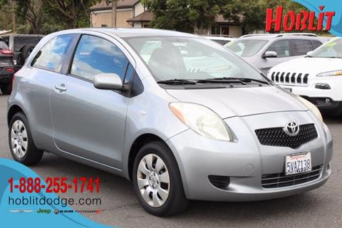 2007 Toyota Yaris for sale in Woodland, CA