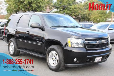 2014 Chevrolet Tahoe for sale in Woodland, CA