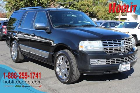 2008 Lincoln Navigator for sale in Woodland, CA