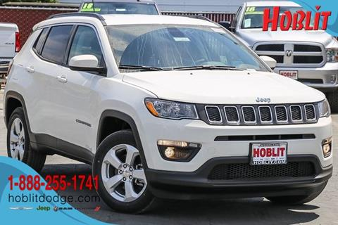 2018 Jeep Compass for sale in Woodland, CA