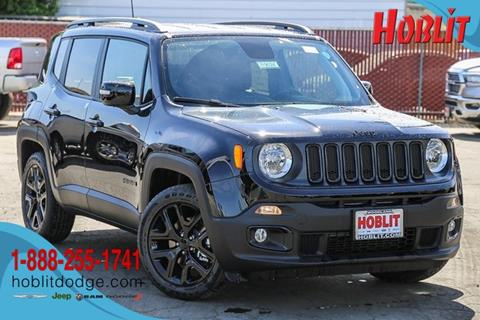 2018 Jeep Renegade for sale in Woodland, CA