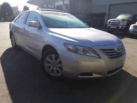 2008 Toyota Camry Hybrid For Sale In Woodland, CA