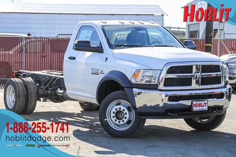 2018 RAM Ram Chassis 5500 for sale in Woodland, CA