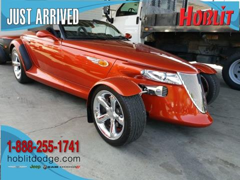 2001 Chrysler Prowler for sale in Woodland, CA