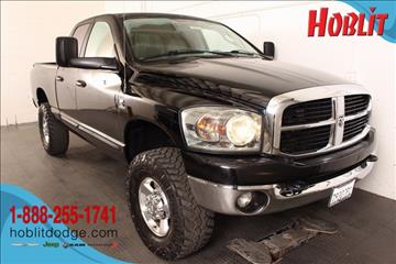 2006 Dodge Ram Pickup 2500 for sale in Woodland, CA