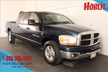2006 Dodge Ram Pickup 3500 for sale in Woodland, CA