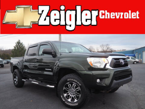 2014 Toyota Tacoma for sale in Claysburg, PA
