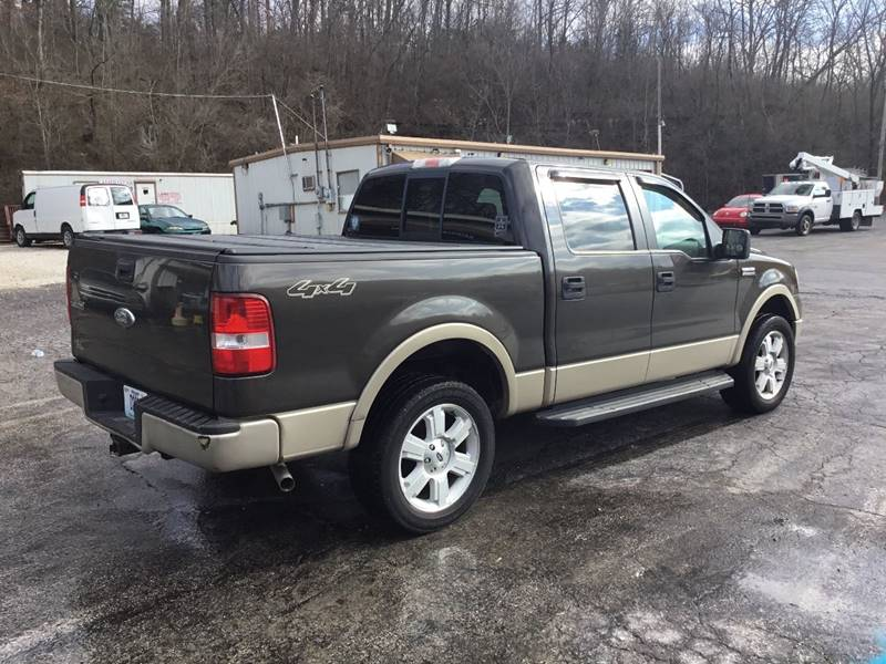 2007 Ford F-150 Lariat 4dr SuperCrew 4x4 Styleside 5.5 ft. SB - Imperial MO