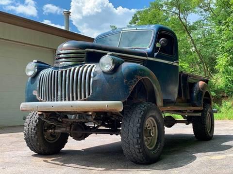 1941 Chevrolet C/K 1500 Series
