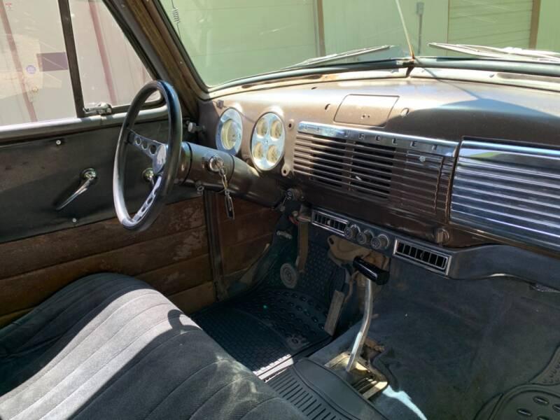 1951 Chevrolet 3100 Shortbed Kickass Rat Rod Shop Truck - Imperial MO