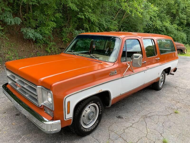 1976 GMC Suburban Sierra Classic 1500 - Imperial MO