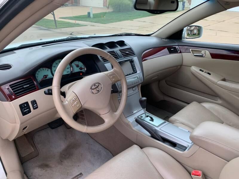 2005 Toyota Camry Solara SLE V6 2dr Coupe - Imperial MO