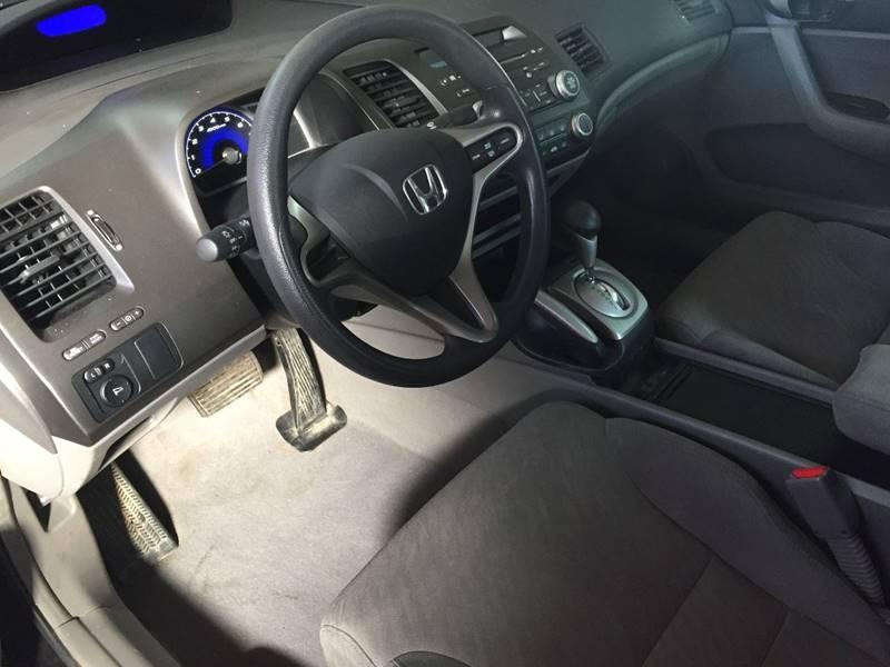 2010 Honda Civic LX 2dr Coupe 5A - Kansas City MO