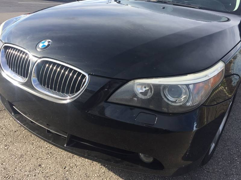 2006 BMW 5 Series for sale at Automan Auto Plaza in Kansas City MO