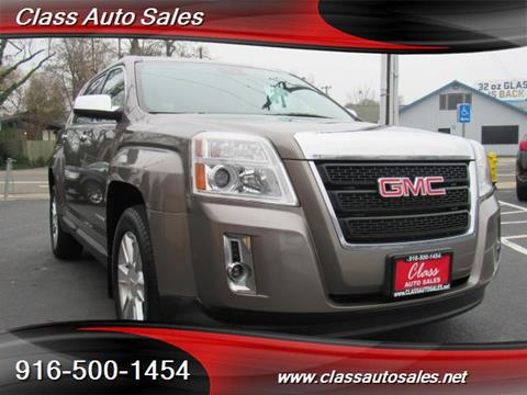 2012 GMC Terrain for sale in Sacramento, CA