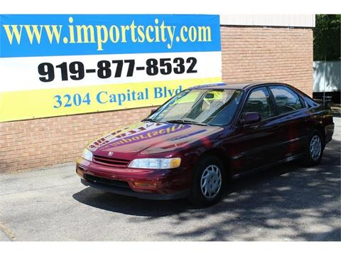 1994 Honda Accord for sale in Raleigh, NC