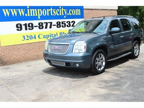 2007 GMC Yukon for sale in Raleigh, NC