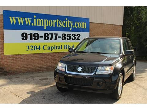 2011 Suzuki Grand Vitara for sale in Raleigh, NC