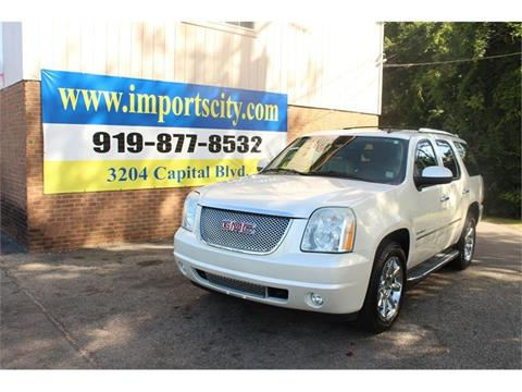 2010 GMC Yukon for sale in Raleigh, NC