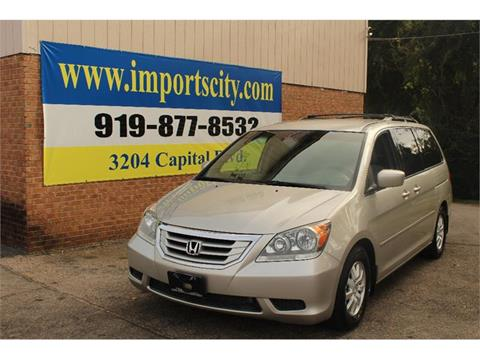 2009 Honda Odyssey for sale in Raleigh, NC