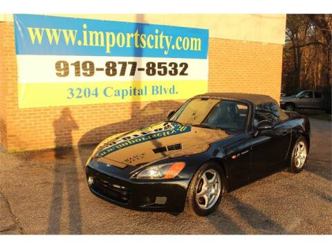 2000 Honda S2000 for sale in Raleigh, NC