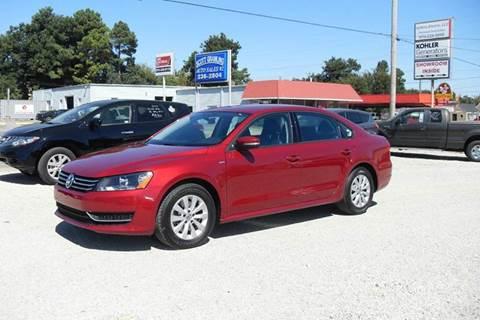 2015 Volkswagen Passat for sale in Paragould, AR