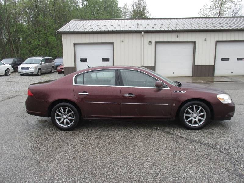 2006 Buick Lucerne CXL V6 4dr Sedan - Maple Heights OH