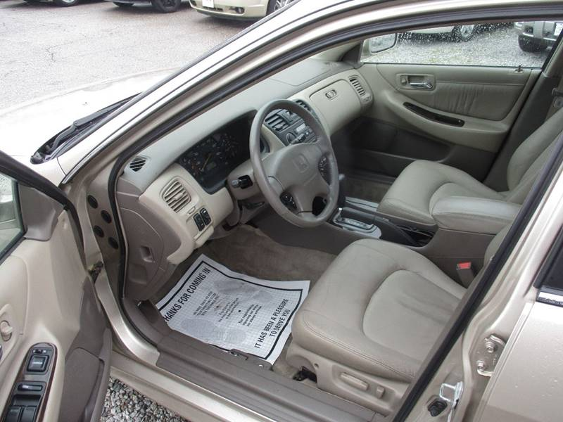 2001 Honda Accord EX V6 4dr Sedan - Maple Heights OH