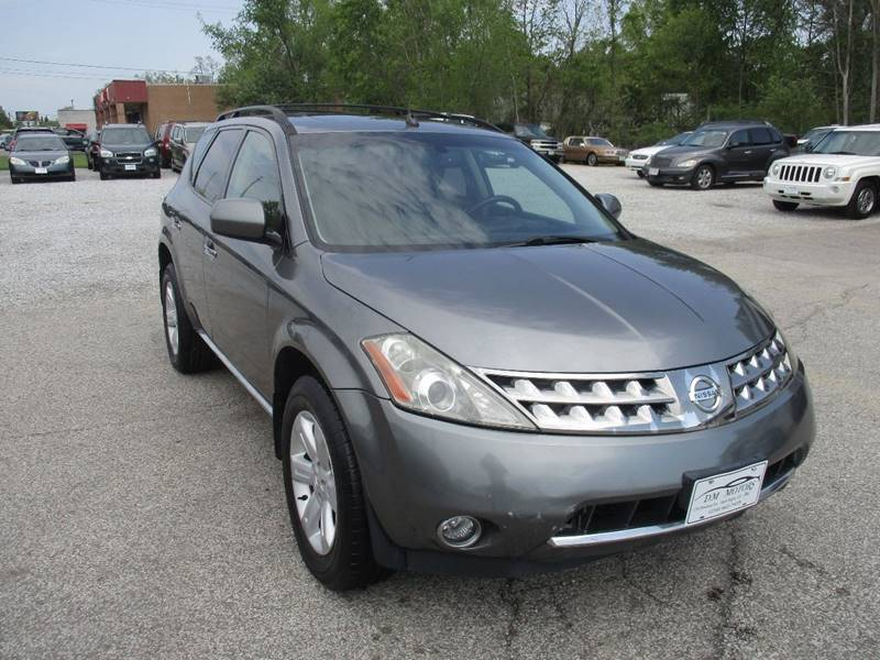 2006 Nissan Murano AWD SL 4dr SUV - Maple Heights OH