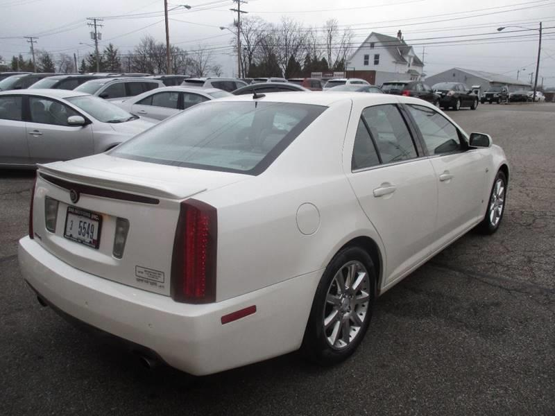 2006 Cadillac STS AWD V8 4dr Sedan - Maple Heights OH