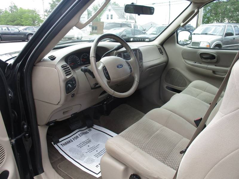 2003 Ford F-150 4dr SuperCab XLT Rwd Styleside SB - Maple Heights OH