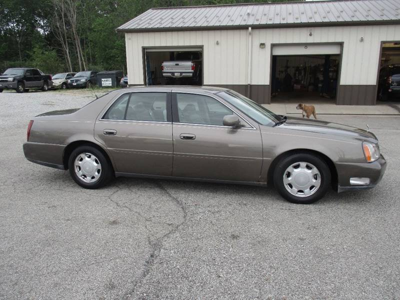 2000 Cadillac DeVille 4dr Sedan - Maple Heights OH