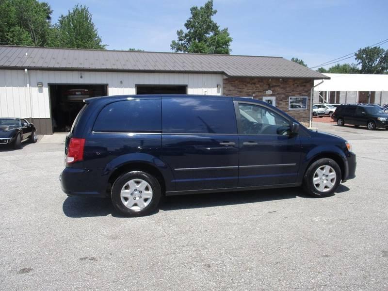 2012 RAM C/V 4dr Cargo Mini-Van - Maple Heights OH