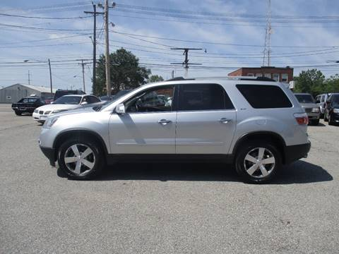 2010 GMC Acadia for sale in Maple Heights, OH