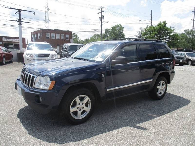 2005 Jeep Grand Cherokee 4dr Limited 4WD SUV - Maple Heights OH