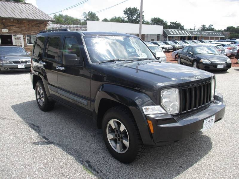 2008 Jeep Liberty 4x4 Sport 4dr SUV - Maple Heights OH