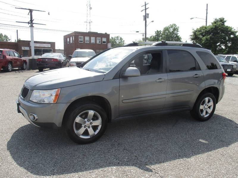 2006 Pontiac Torrent 4dr SUV - Maple Heights OH