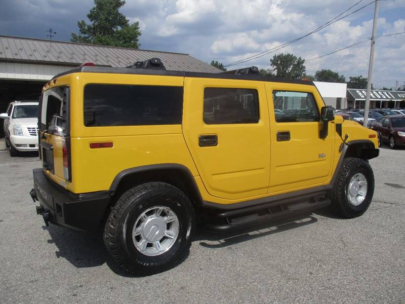 2003 HUMMER H2 4dr 4WD SUV - Maple Heights OH